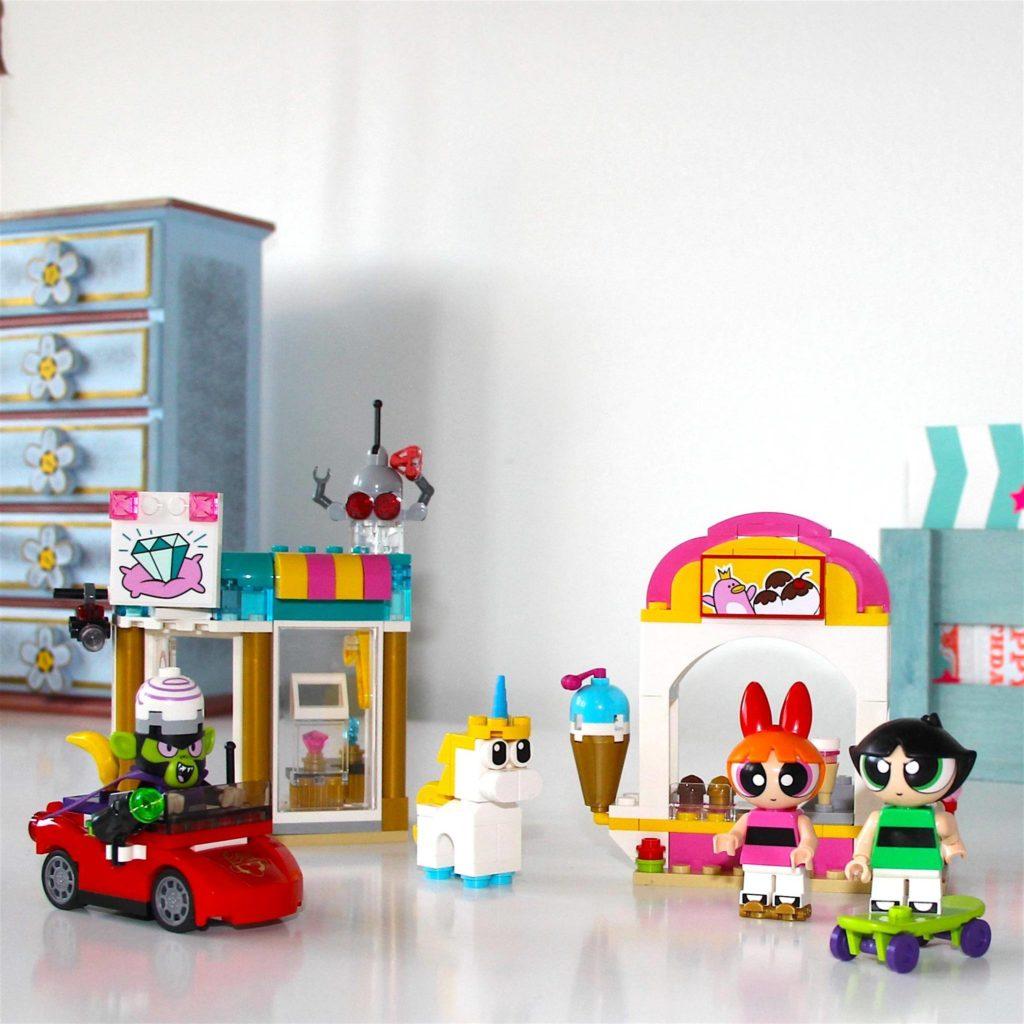 lego-powerpuff-girls-bild2-brickzeit | ©LEGO Gruppe