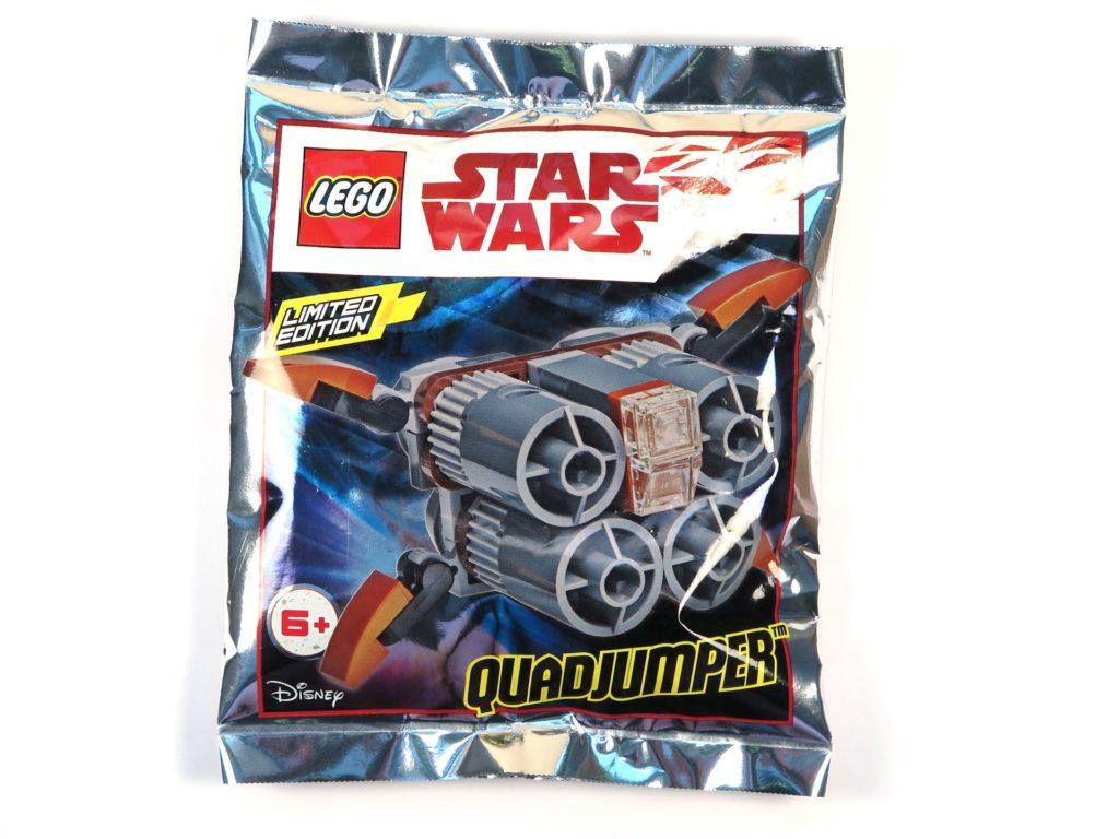 LEGO® Star Wars™ Magazin Nr. 36 - Quadjumper Polybag | ®2018 Brickzeit