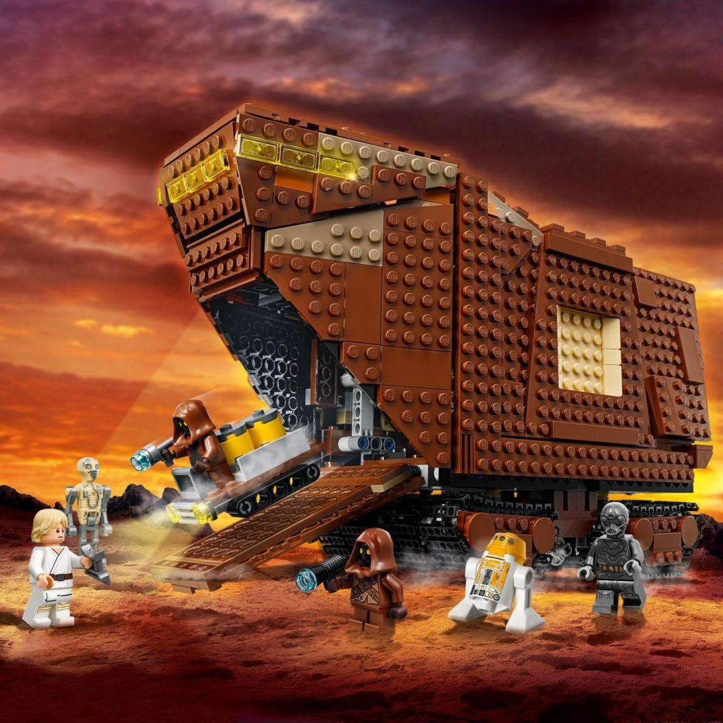 LEGO® Star Wars™ Sancrawler (75220) | ©LEGO Gruppe