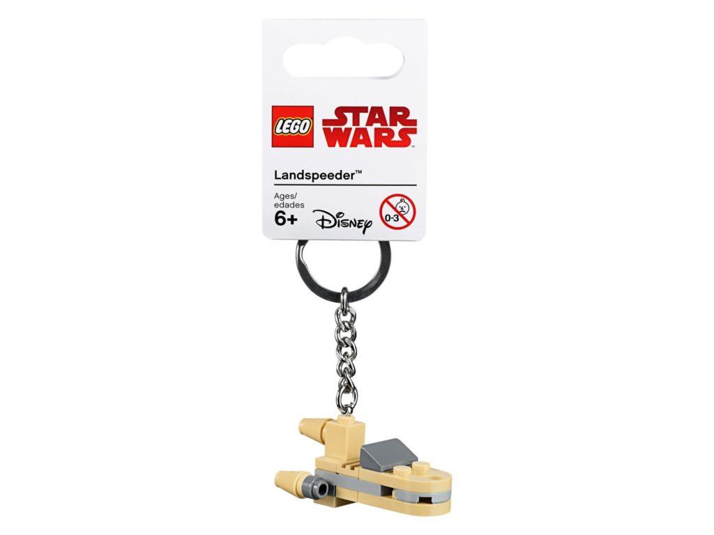 LEGO® Star Wars Landspeeder Schlüsselanhänger (853768) | ©LEGO Gruppe