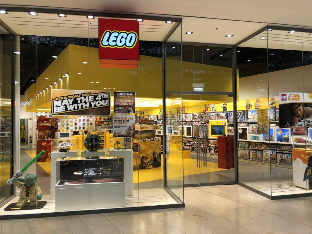 LEGO® Store München Pasing am May the 4th 2018 | ©2018 Brickzeit