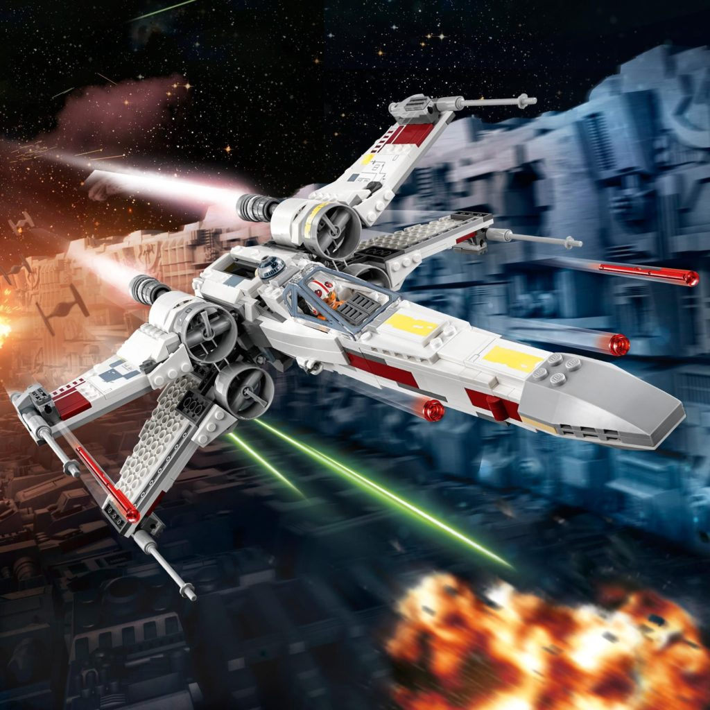 LEGO® Star Wars™ X-Wing Starfighter (75218) | ©LEGO Gruppe