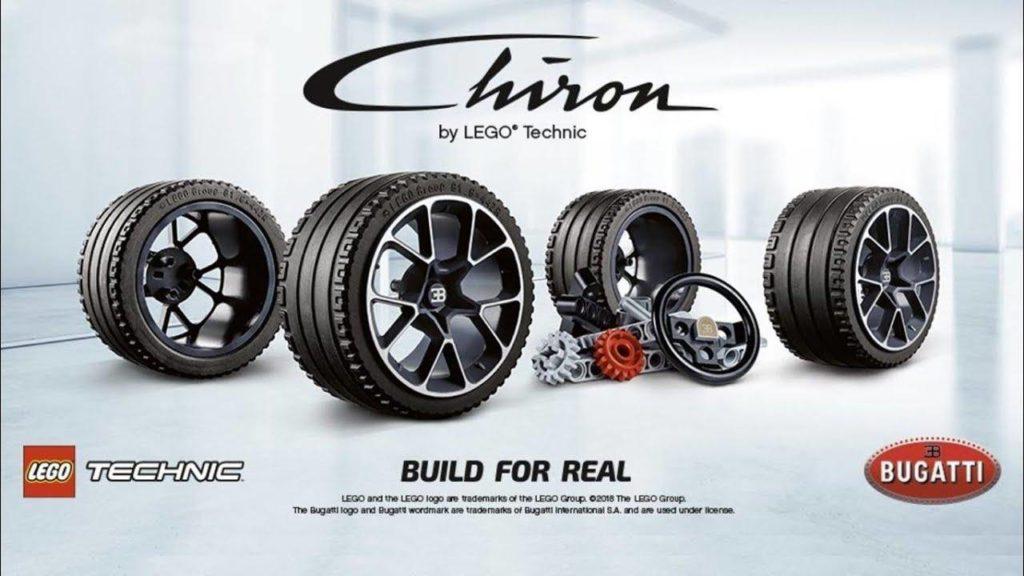 LEGO® Technic Bugatti Chiron (42083) - Teaser | ©LEGO Gruppe