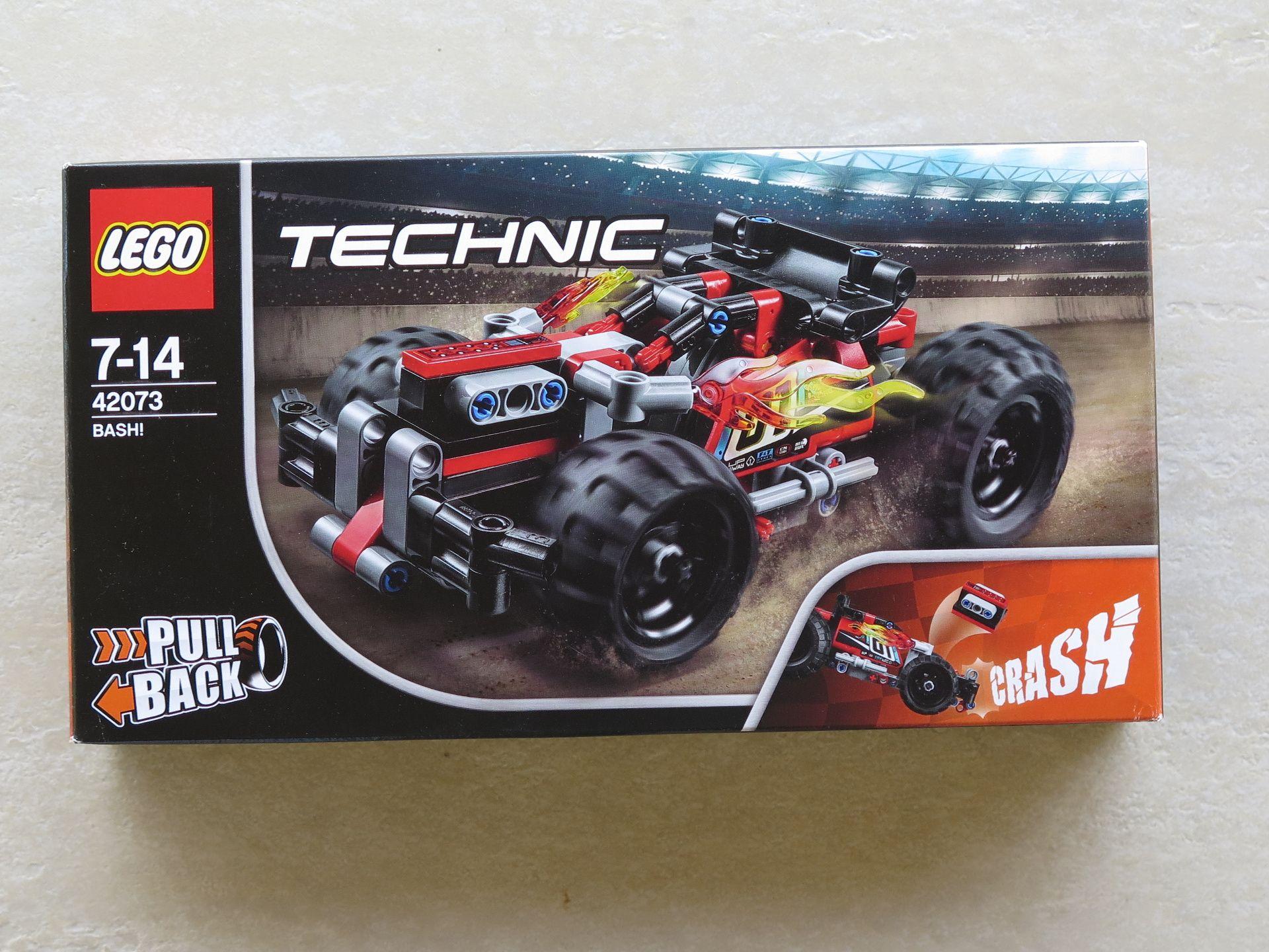 Review Lego Technic Bumms 42073 Inkl Crashtest Brickzeit