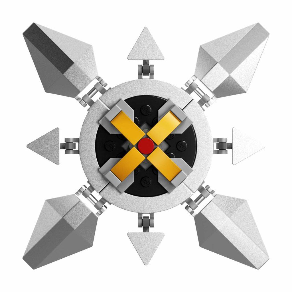 LEGO Ideas Voltron (21311) - Schild | ®LEGO Gruppe