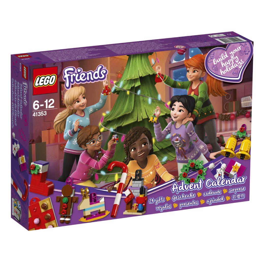LEGO® Friends Adventskalender 2018 (41353) | ©LEGO Gruppe