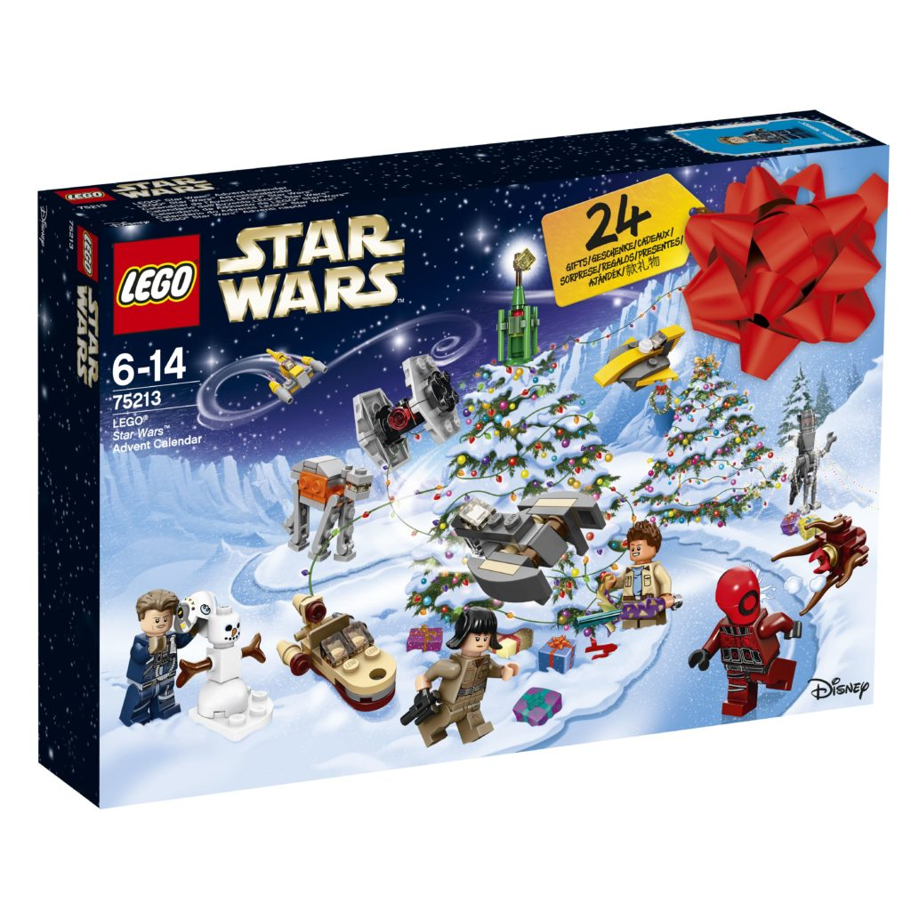 LEGO® Star Wars™ Adventskalender 2018 (75213) | ©LEGO Gruppe