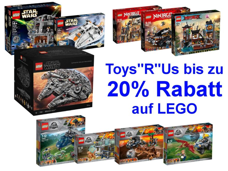 "Happy Sunday Angebote bei Toys""R""Us am 03.06.2018"
