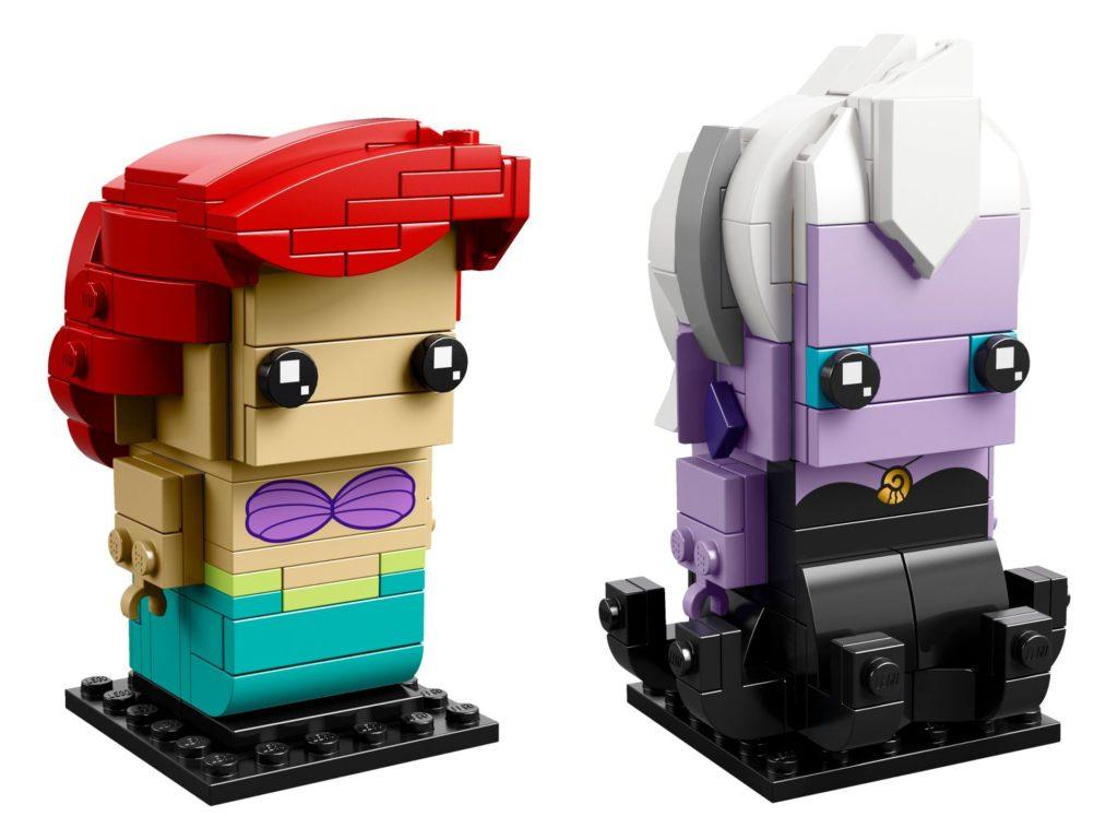 LEGO® Brickheadz Ariel die Meerjungfrau und Ursula (41623) - Bild 1 | ®LEGO Gruppe