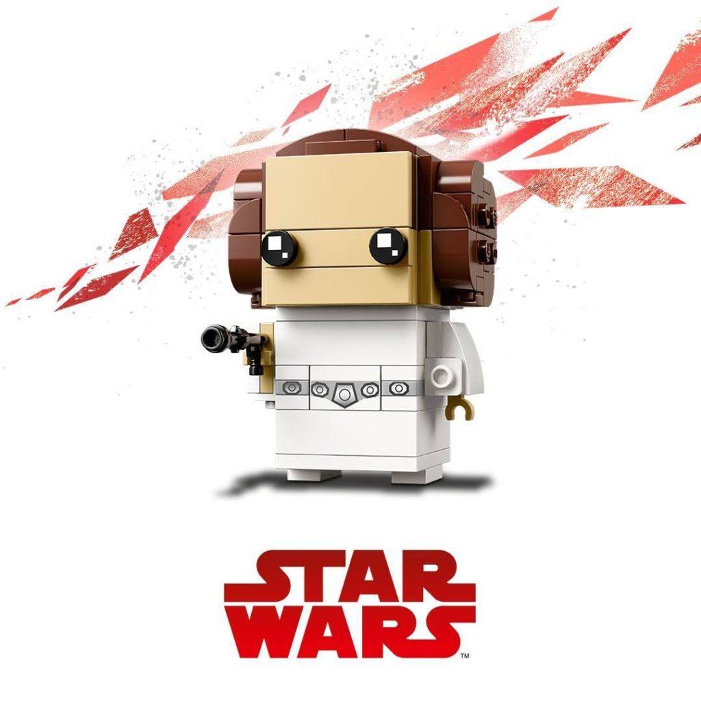 LEGO® Brickheadz™ Star Wars™ Prinzessin Leia™ (41628) | ©2018 LEGO Gruppe