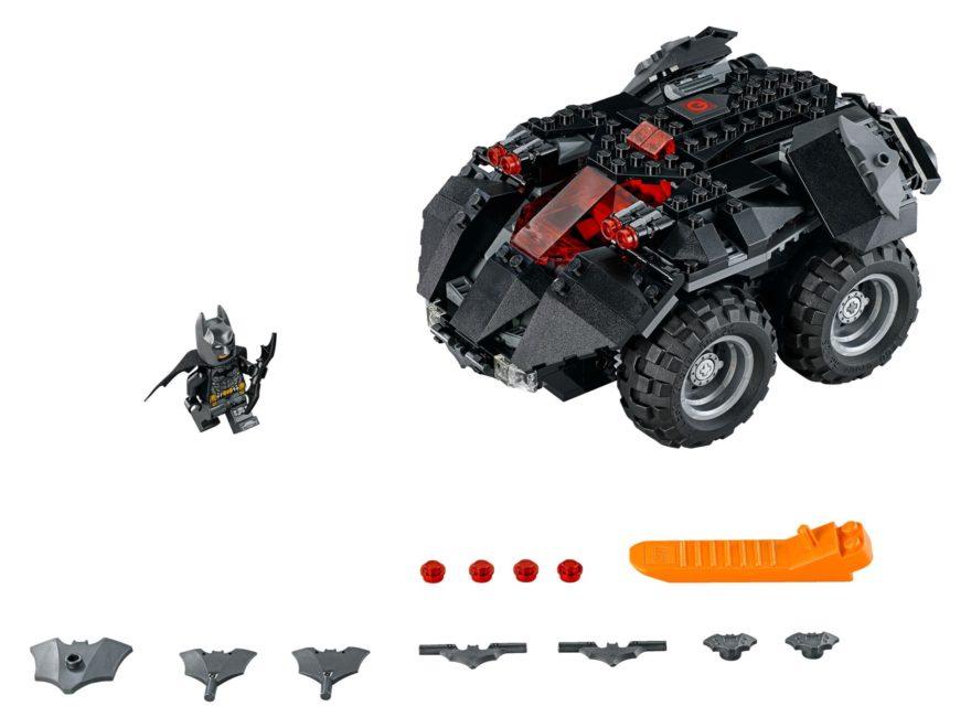 LEGO® DC Comics Super Heroes App-Gesteuertes Batmobile (76112) - Produkt | ©2018 LEGO Gruppe