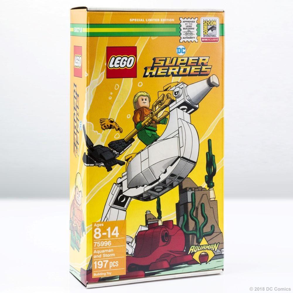 LEGO® DC Comics Super Heroes Aquaman and Storm (75996) - Bild 1 | ®LEGO Gruppe