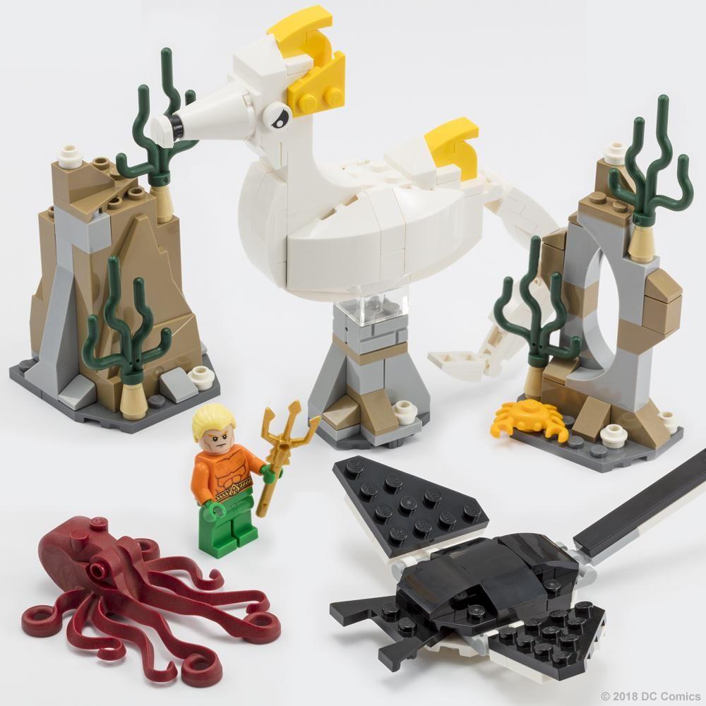 LEGO® DC Comics Super Heroes Aquaman and Storm (75996) - Bild 2 | ®LEGO Gruppe