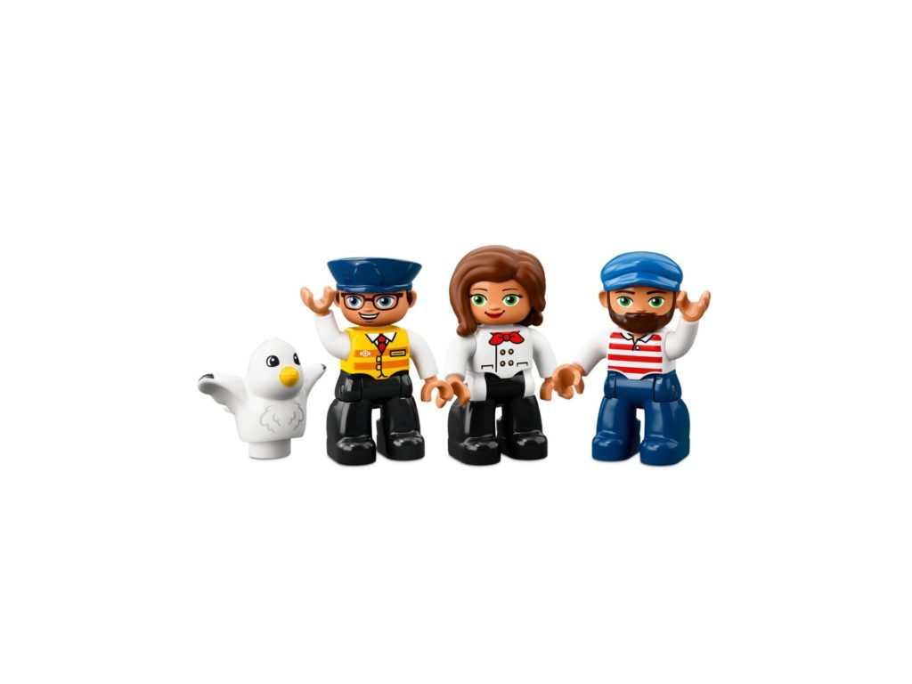 LEGO® DUPLO® Güterzug (10875) | ©LEGO Gruppe