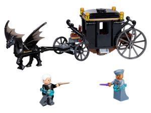 LEGO® Fantastic Beasts Grindelwald's Escape (75951) Bild 1 | ©2018 LEGO Gruppe
