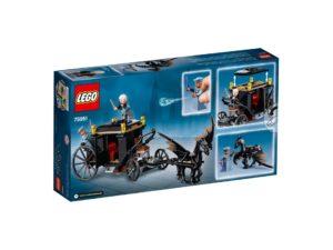 LEGO® Fantastic Beasts Grindelwald's Escape (75951) Bild 3 | ©2018 LEGO Gruppe