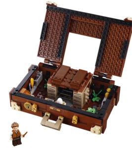 LEGO® Harry Potter™ Newt und seine magischen Tierwesen (75952) - Bild 2 | ©2018 LEGO Gruppe