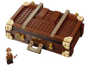 LEGO® Harry Potter™ Newt und seine magischen Tierwesen (75952) - Bild 3 | ©2018 LEGO Gruppe