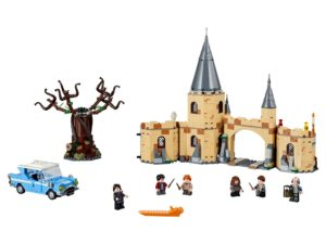 LEGO® Harry Potter™ Hogwarts Whomping Willow™ (75953) Bild 1 | ©2018 LEGO Gruppe