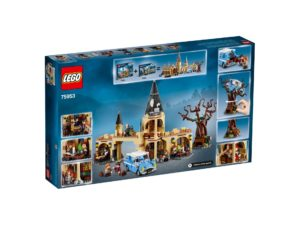 LEGO® Harry Potter™ Hogwarts Whomping Willow™ (75953) Bild 5 | ©2018 LEGO Gruppe