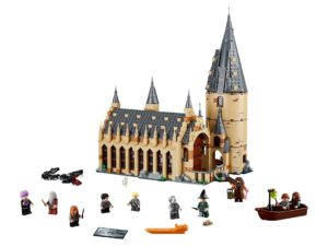 LEGO® Harry Potter™ Hogwarts Great Hall™ (75954) Bild 1 | ©2018 LEGO Gruppe