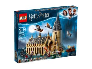 LEGO® Harry Potter™ Hogwarts Great Hall™ (75954) Bild 2 | ©2018 LEGO Gruppe