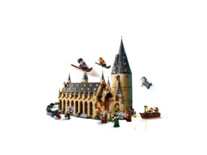 LEGO® Harry Potter™ Hogwarts Great Hall™ (75954) Bild 3 | ©2018 LEGO Gruppe