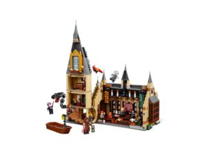 LEGO® Harry Potter™ Hogwarts Great Hall™ (75954) Bild 4 | ©2018 LEGO Gruppe