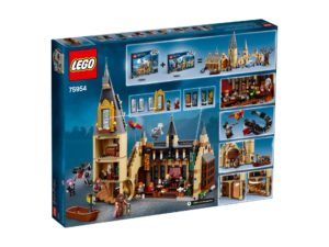 LEGO® Harry Potter™ Hogwarts Great Hall™ (75954) Bild 5 | ©2018 LEGO Gruppe