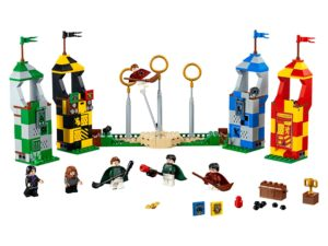 LEGO® Harry Potter™ Quidditch™ Turnier (75956) Bild 1 | ©2018 LEGO Gruppe