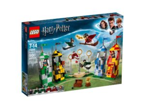 LEGO® Harry Potter™ Quidditch™ Turnier (75956) Bild 2 | ©2018 LEGO Gruppe