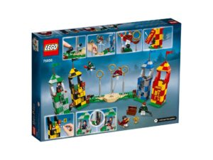 LEGO® Harry Potter™ Quidditch™ Turnier (75956) Bild 8 | ©2018 LEGO Gruppe