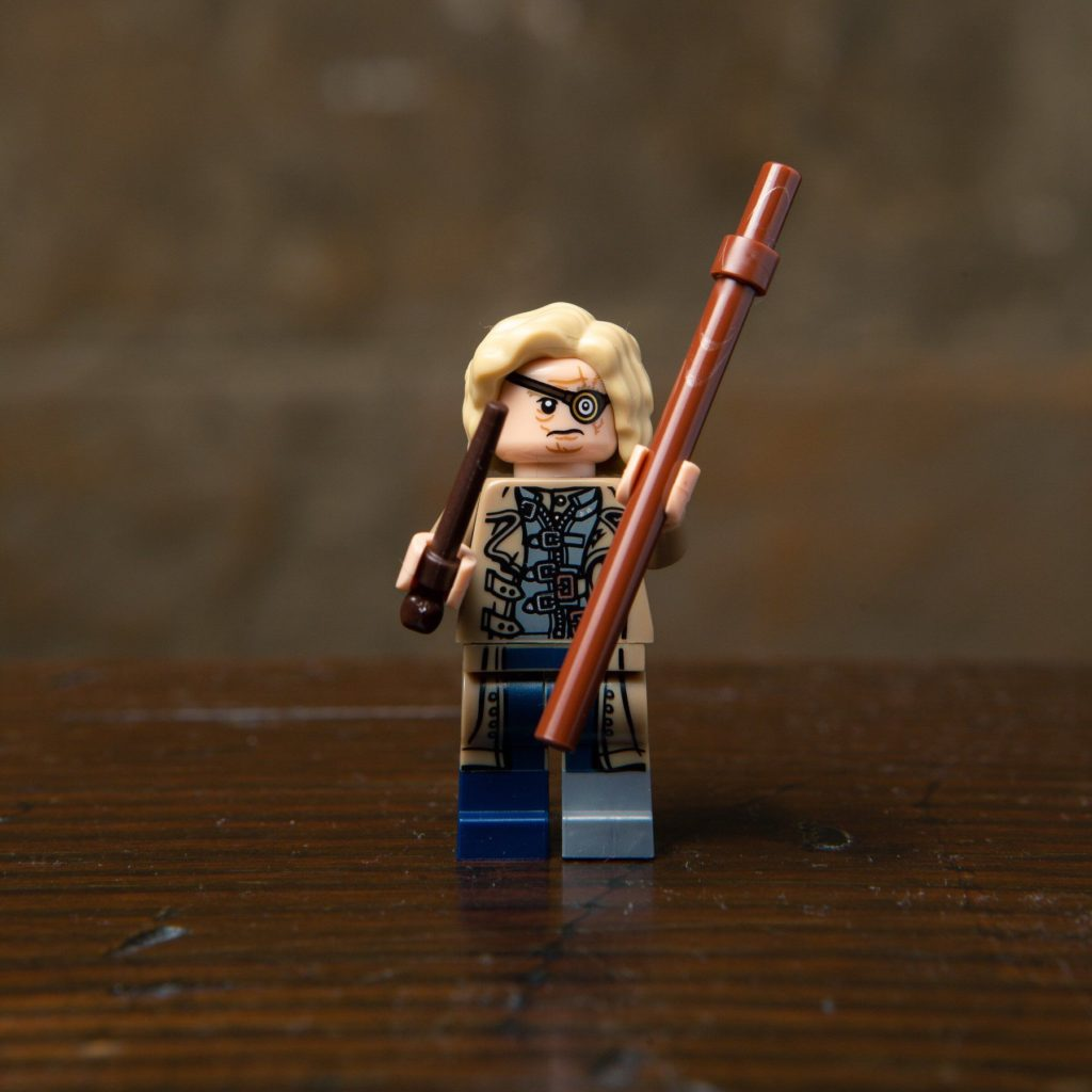 "LEGO® Harry Potter Minifiguren Serie (71022) - Alastor ""Mad Eye"" Moody 