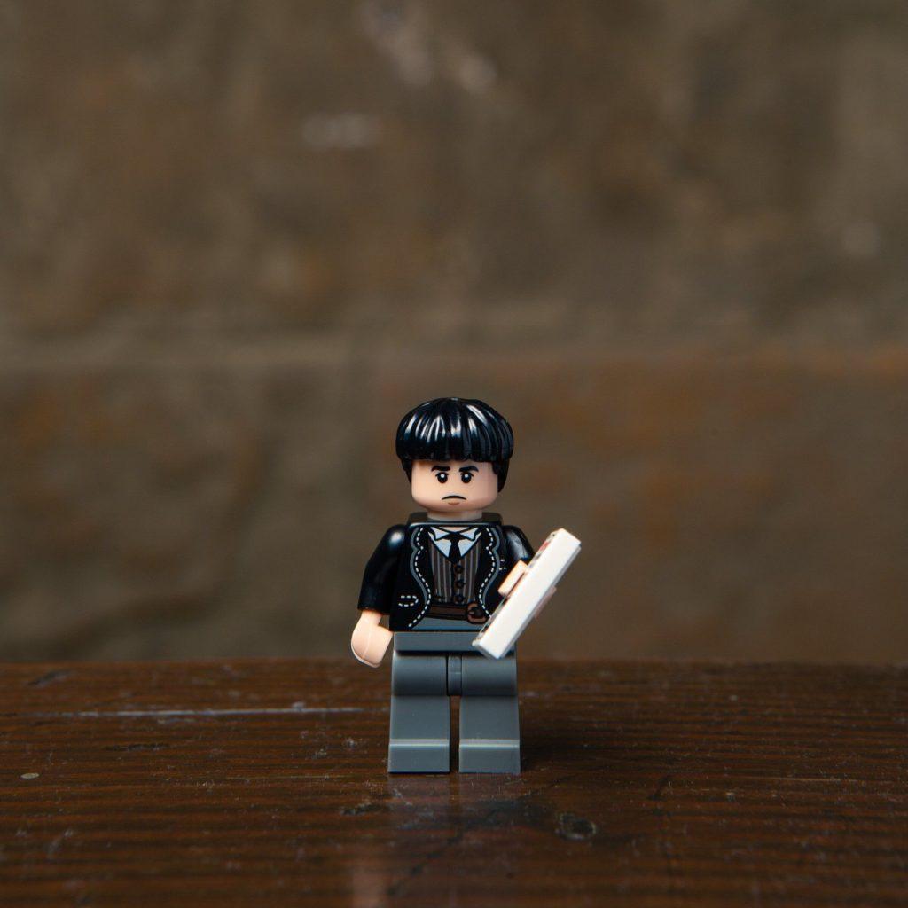 LEGO® Harry Potter Minifiguren Serie (71022) - Credence Barebone | ©2018 LEGO Gruppe