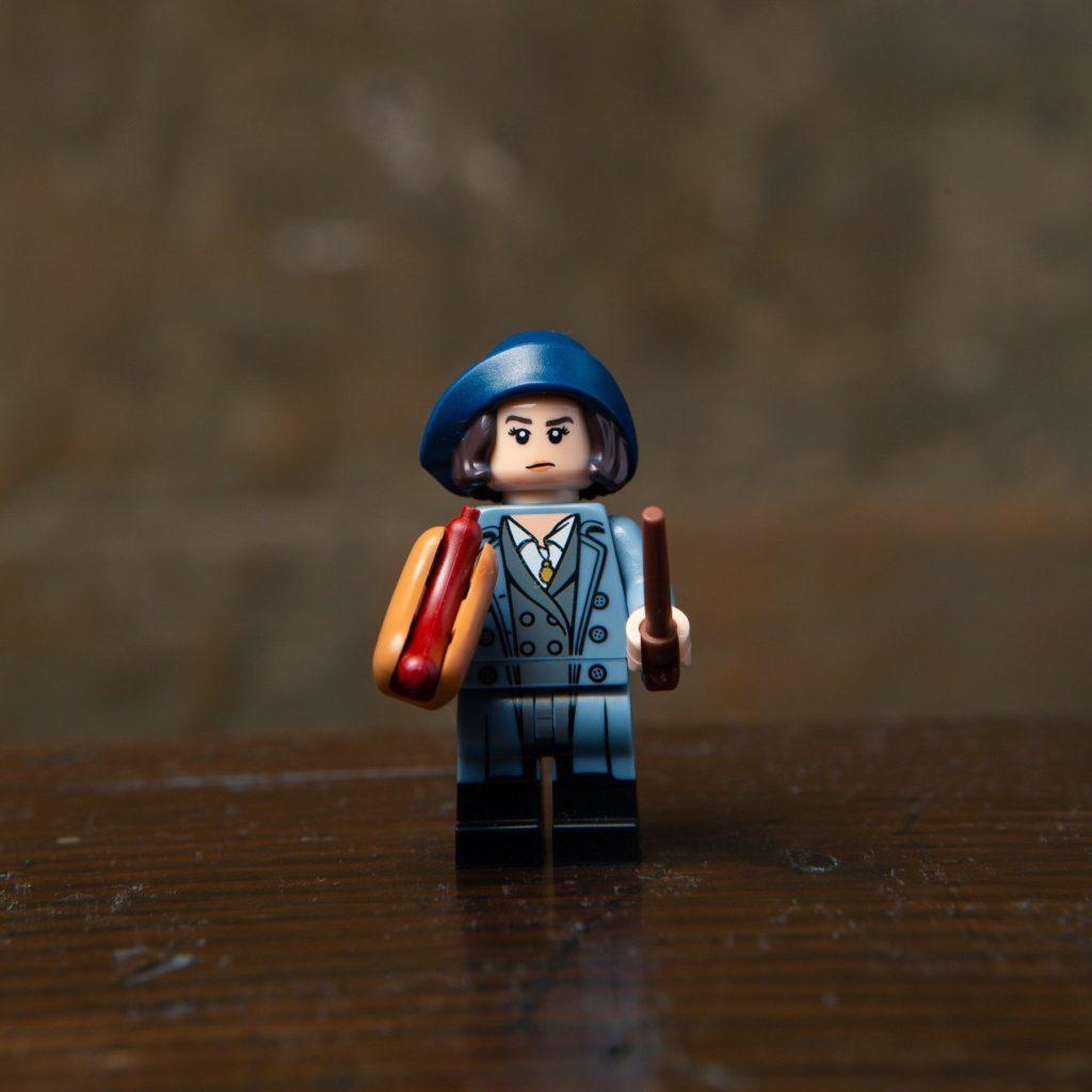 LEGO® Harry Potter Minifiguren Serie (71022) - Tina Goldstein | ©2018 LEGO Gruppe