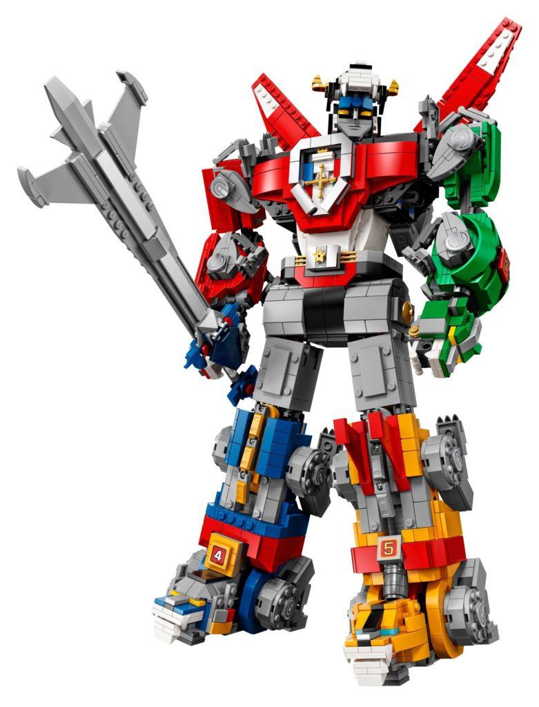 LEGO® Ideas Voltron (21311) - Bild 1 | ©2018 LEGO Gruppe
