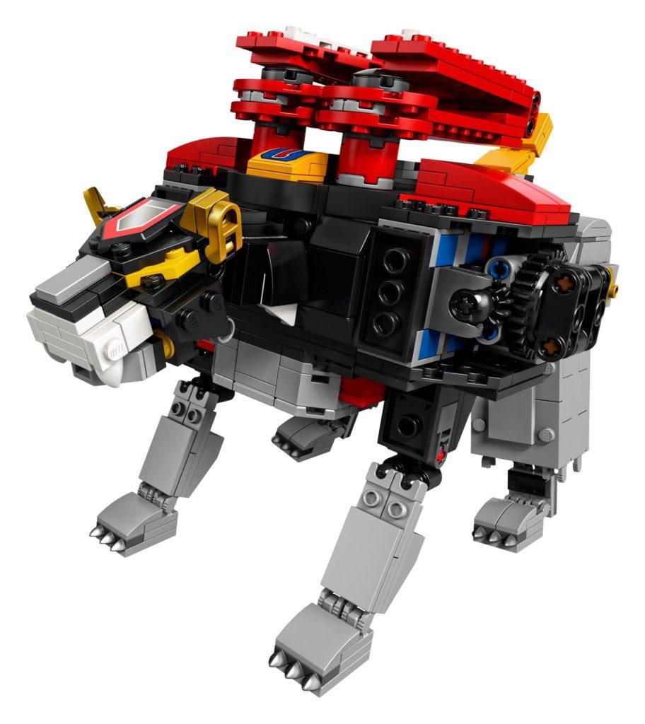 LEGO® Ideas Voltron (21311) - Bild 3 | ©2018 LEGO Gruppe