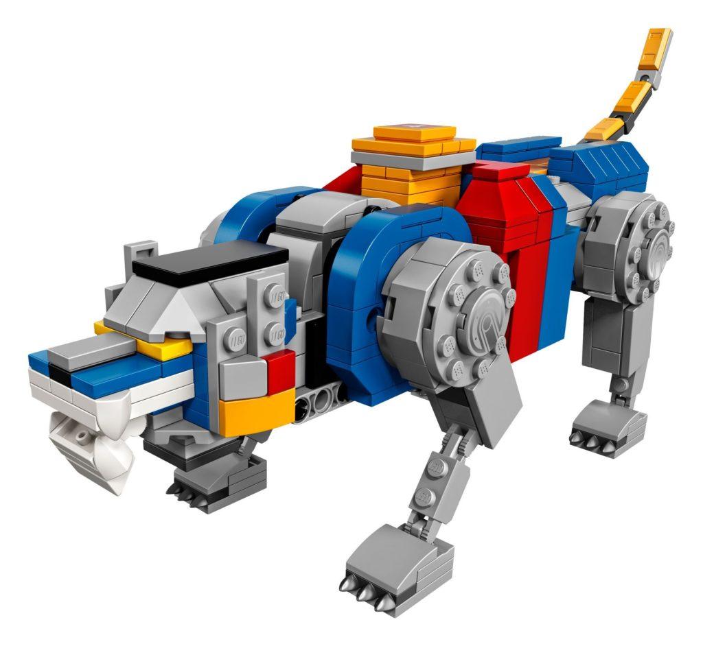 LEGO® Ideas Voltron (21311) - Bild 4 | ©2018 LEGO Gruppe