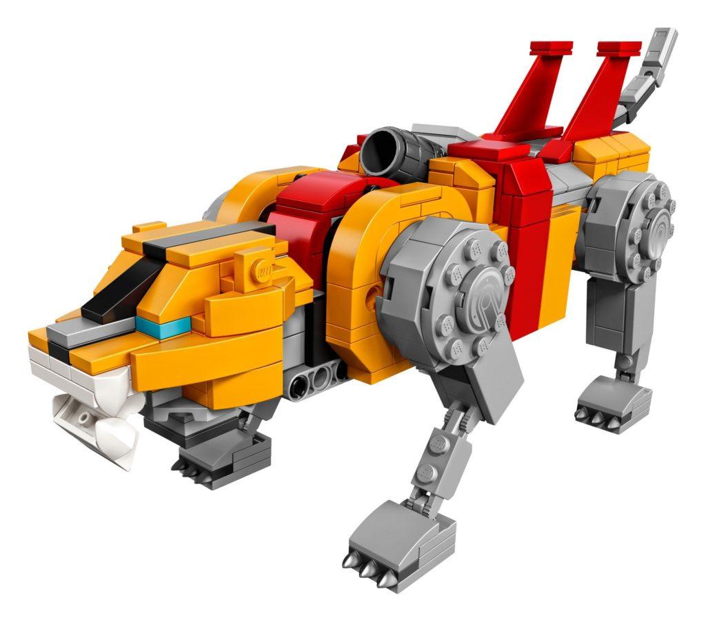 LEGO® Ideas Voltron (21311) - Bild 5 | ©2018 LEGO Gruppe