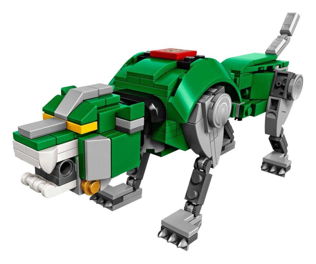 LEGO® Ideas Voltron (21311) - Bild 6 | ©2018 LEGO Gruppe