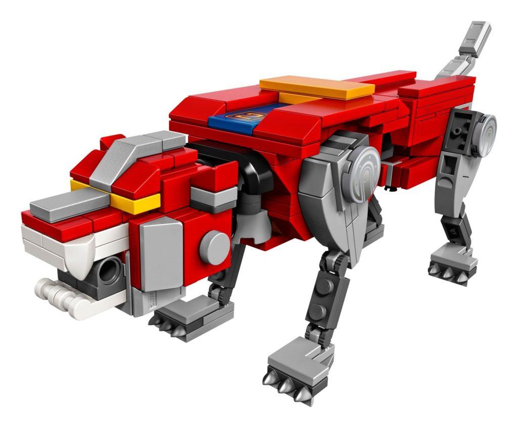 LEGO® Ideas Voltron (21311) - Bild 7 | ©2018 LEGO Gruppe