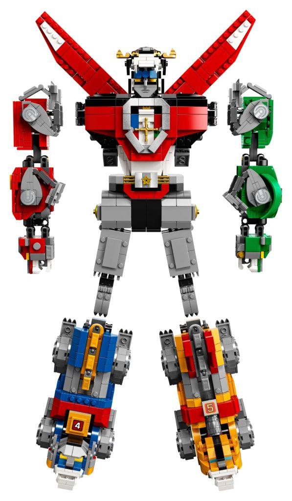 LEGO® Ideas Voltron (21311) - Bild 9 | ©2018 LEGO Gruppe