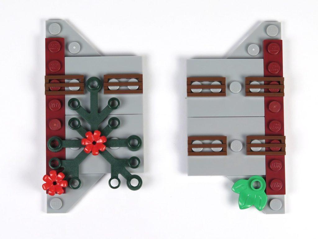 LEGO® Jurassic World Carnotaurus (75929) - Bauabschnitt 4, Teil 5 - Dachplattern | ©2018 Brickzeit