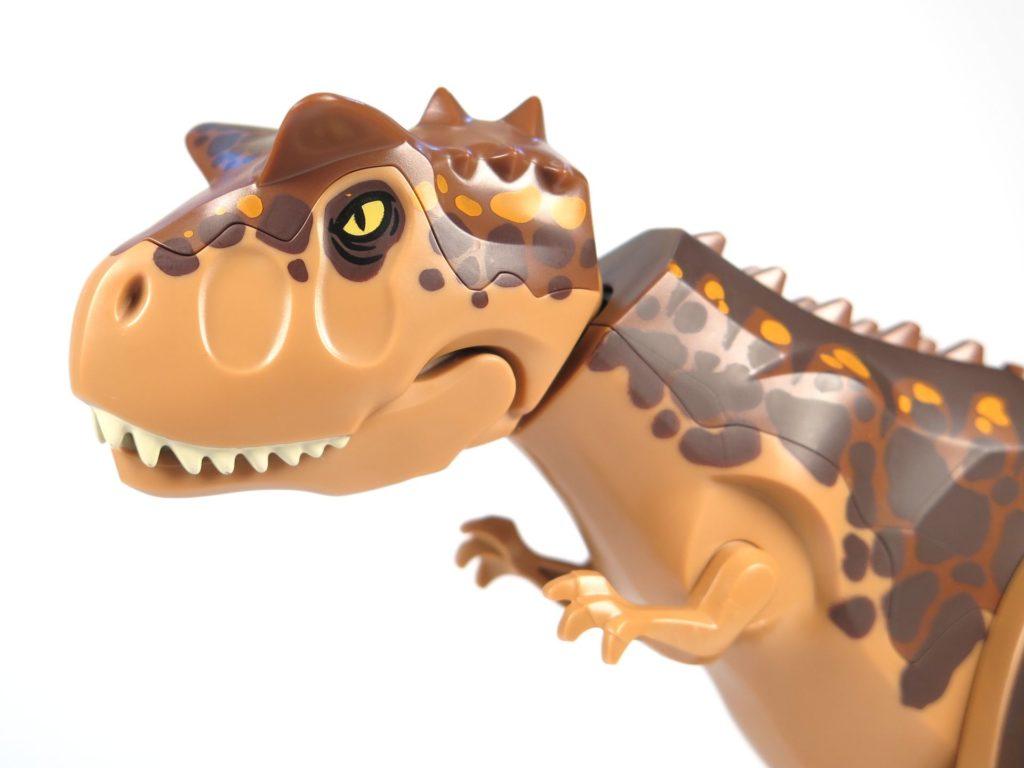 LEGO® Jurassic World Carnotaurus (75929) - Carnotaurus Bild 4 | ©2018 Brickzeit