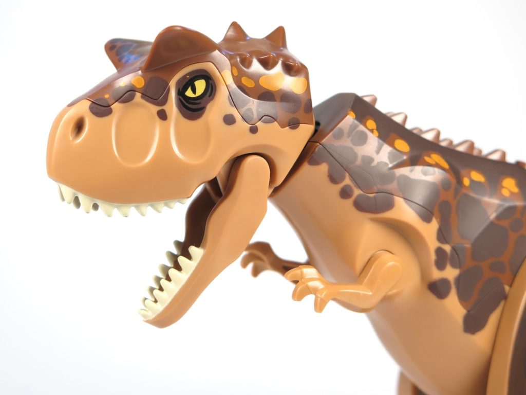 LEGO® Jurassic World Carnotaurus (75929) - Carnotaurus Bild 5 | ©2018 Brickzeit