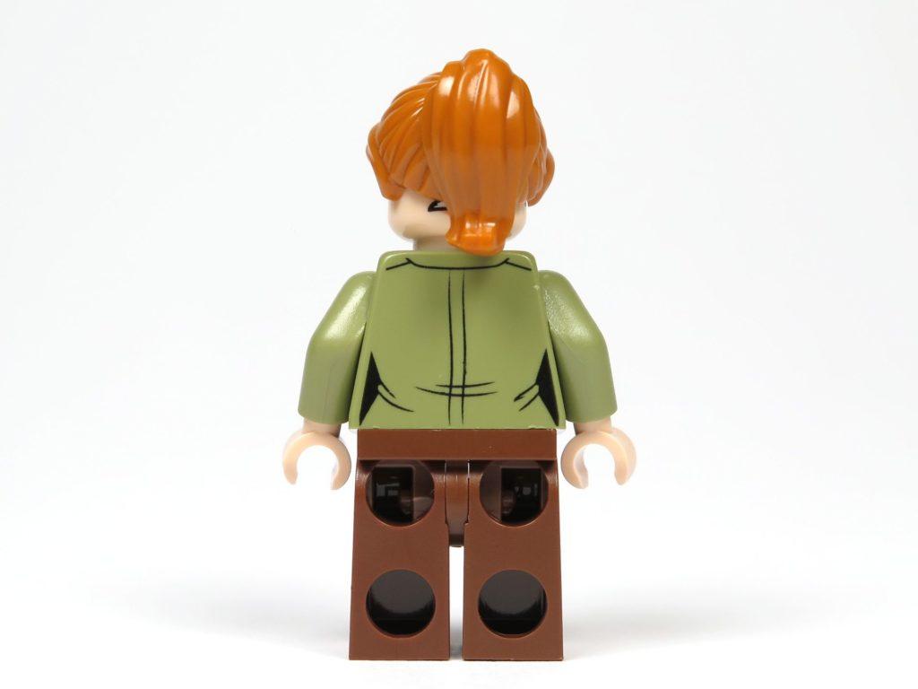 LEGO® Jurassic World Carnotaurus (75929) - Minifigur Claire, Rückseite | ©2018 Brickzeit