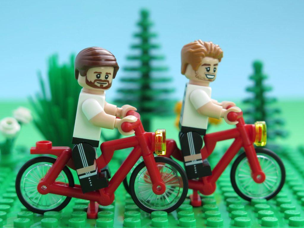 Deutsche LEGO® Nationalmannschafft - Radtour | ©2018 Brickzeit