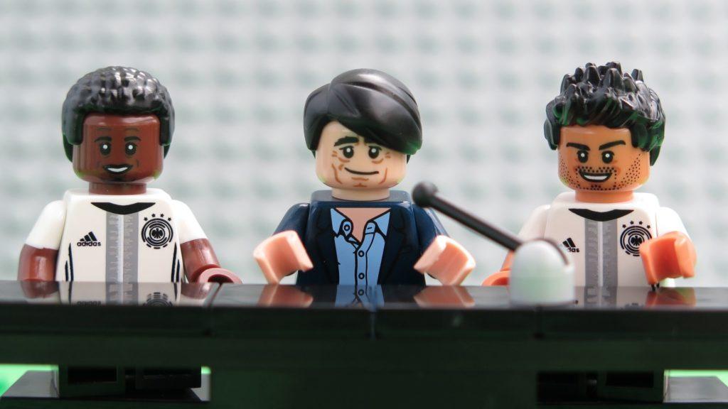 Deutsche LEGO® Nationalmannschafft - letzte Pressekonferenz | ©2018 Brickzeit