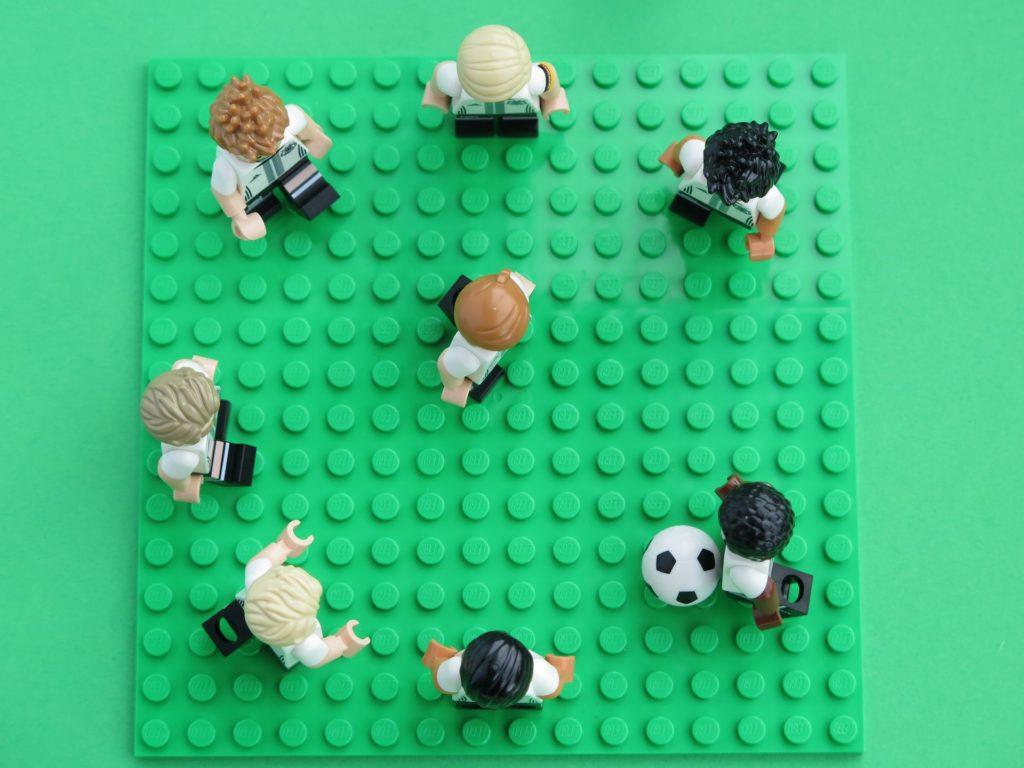 Deutsche LEGO® Nationalmannschafft beim Tratzball 1 | ©2018 Brickzeit