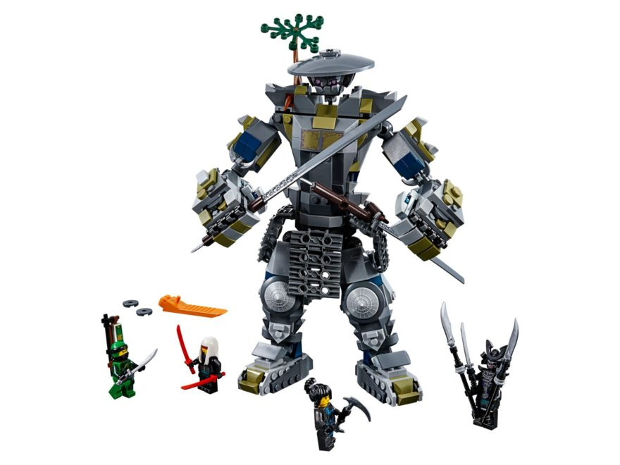 LEGO® NINJAGO® Oni-Titan (70658) - Titel | ©LEGO Gruppe